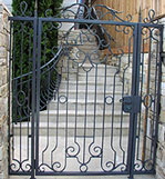 Iron Entry Gate